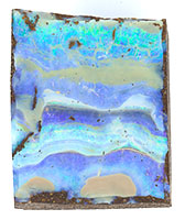 1 rough boulder opal #RB419
