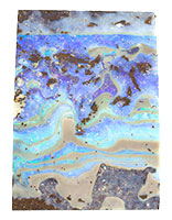 1 rough boulder opal #RB422