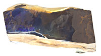 1 rough boulder opal #RB488
