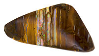 1 rough boulder opal #RB506