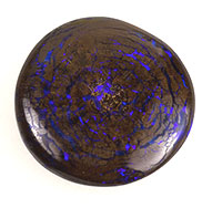 Solid cut boulder opal matrix #CM86
