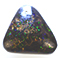 Solid cut boulder opal matrix #CM95