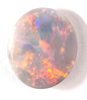 1 Solid cut opal
